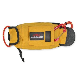 salamander guide throw bag