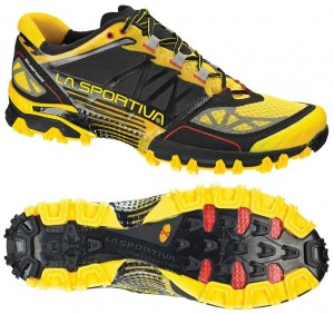 la sportiva bushido, trail running, shoes, hiking, trekking