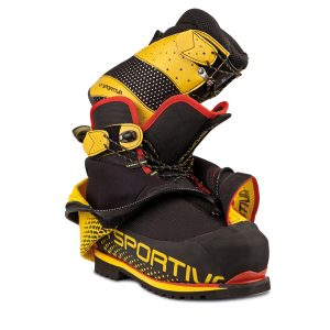 La Sportiva Olympus Mons Evo Dettaglio 2, mountaineering,hiking, trekking, boots, gore-tex