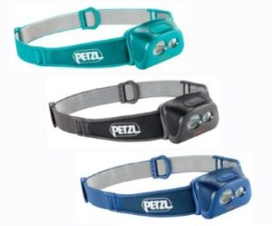 Petzl Tikka plus, headlamp, hiking, trekking