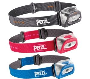 Petzl Tikka, headlamp, hiking, trekking