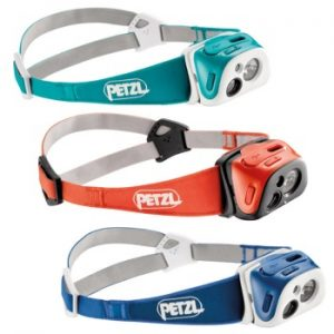 Petzl Tikka R plus, headlamp, hiking, trekking, mountaineering