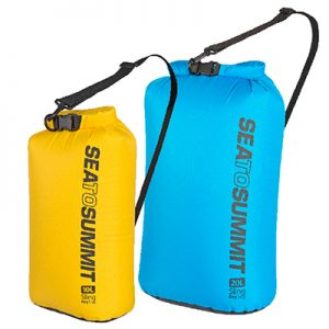 sea to summit, lightweight sling dry bar, dry bag, water sport