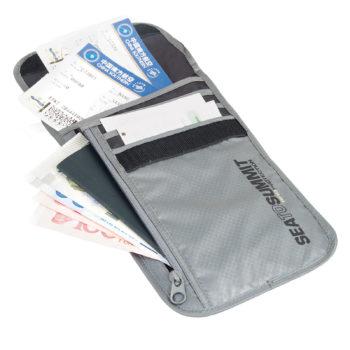 Sea To Summit Travel Light™ Neck Wallet RFID