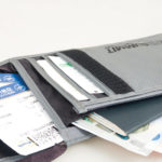 sea to summit, adventure travel, neck wallet, rfid protection