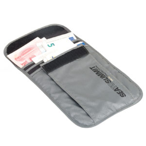 sea to summit neck pouch rfid