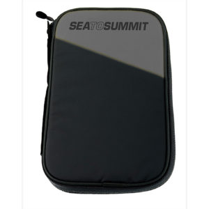 sea to summit, adventure travel, travel wallet, rfid protection