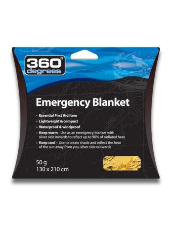 360 Degrees Emergency Blanket