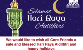 Closed for Hari Raya