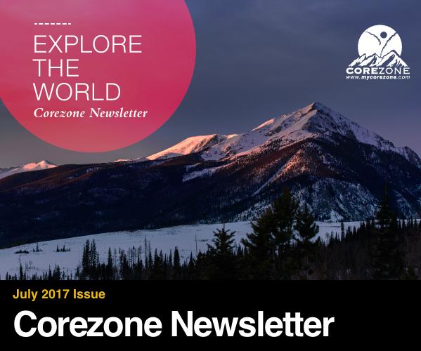 Corezone Newsletter July 2017
