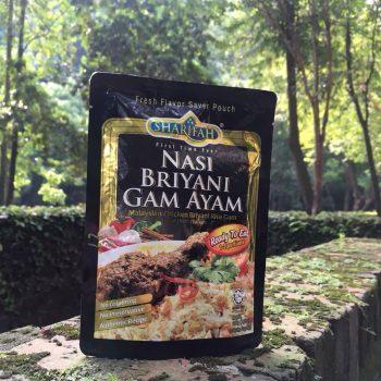 Sharifah Nasi Briyani Gam Ayam