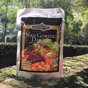 Sharifah Nasi Goreng Daging