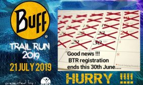 BTR19 Registration Extended Till 30th June!!