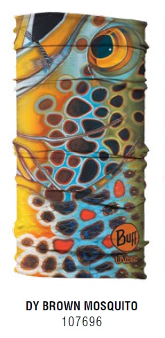 BUFF US Angler UV DY